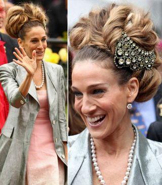 Sarah-Jessica-Parker-headpiece-necklace-430x491