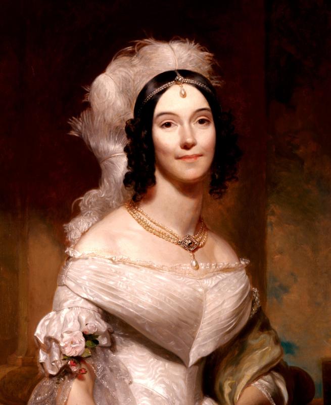 Henry_Inman_-_Angelica_Singleton_Van_Buren_(Mrs._Abraham_Van_Buren)_-_Google_Art_Project